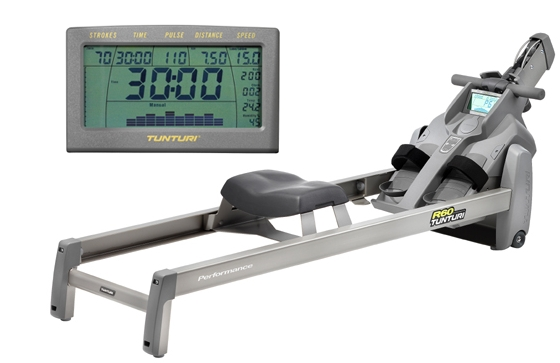 tunturi r60 rowing machine large image