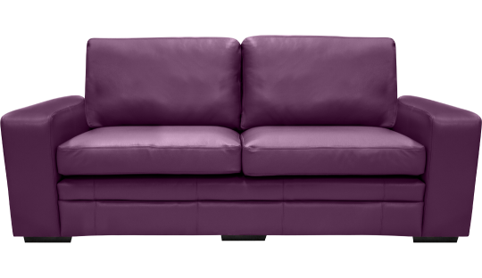 leather sofa bed image