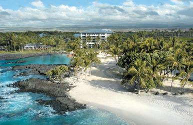 Photo of the Fairmont Orchid Hotel, Hawaii
