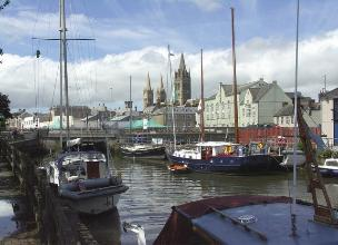 picture of truro cornwall